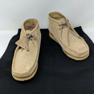 Clarks Wallabee Original High Cut Boots